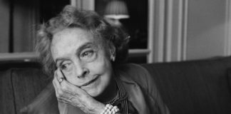American actress Lillian Gish (1893 – 1993), circa 1982. (Photo by Colin Davey/Getty Images)